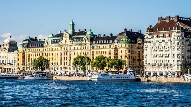 Melyik ország fővárosa Stockholm?