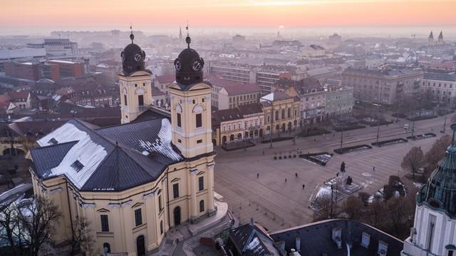 Hány alkalommal adott otthont az Országgyűlésnek Debrecen városa?