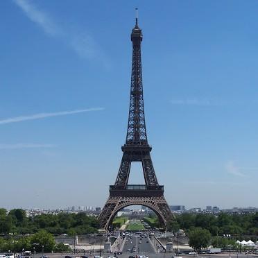 Eiffel torony  (Párizs)