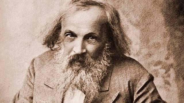 Ki volt Dmitrij Ivanovics Mengyelejev?