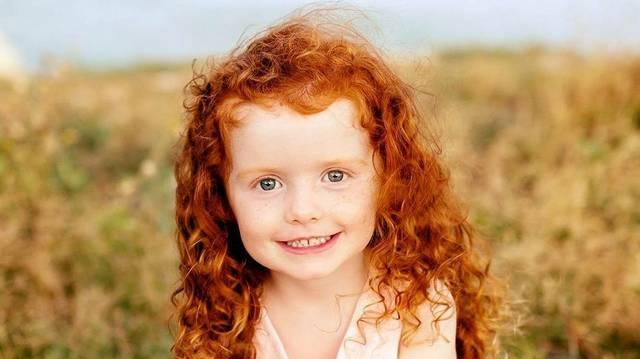 Az emberek kb. hány százaléka születik vörös hajjal?