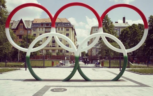 Magyarok az Olimpián