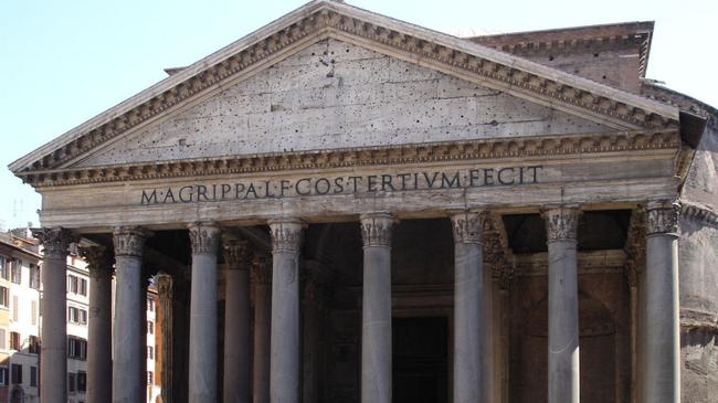 Hol található a Pantheon?