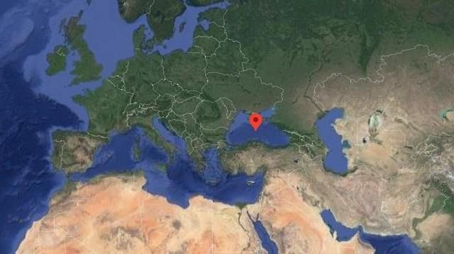 Az itt felsoroltak közül, melyik az az ország, amelyik nem a Fekete-tenger partján fekszik?