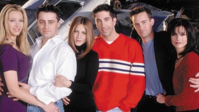 Jóképű vendégszínészként, Rachel és Monica régi iskolatársát alakította a sorozatban