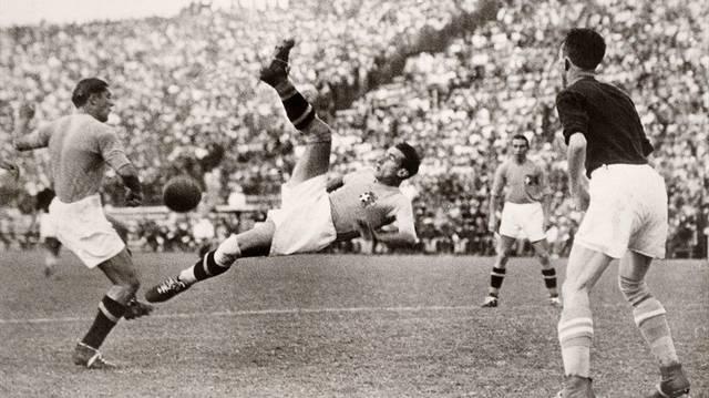 Ki lett a második, az 1934-es labdarúgó világbajnokságon?