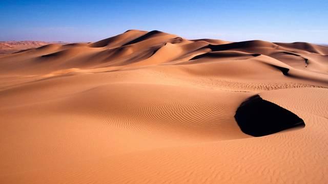 A második legnagyobb sivatag a Földön?