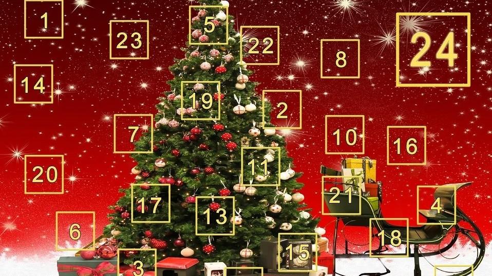 Régebben mik voltak az adventi naptár ablakaiban?