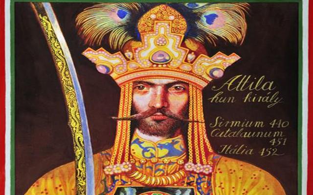 Hogy hívták Attila magyar nagykirály legkisebb fiát?