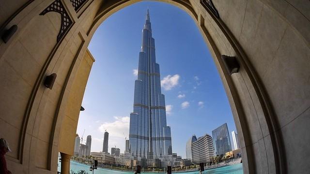 2010-ben adtak át. Hol található a világ legmagasabb épülete a Burdzs Kalifa?