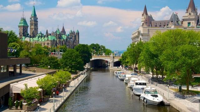 Válaszd ki Kanada fővárosát!