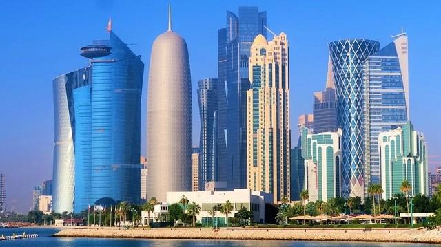 Hol található Katar?