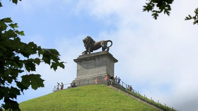 Waterloo. Napóleon 1815-ben döntő vereséget szenvedett, az angol és a porosz csapatoktól. Hol található jelenleg? (2021)
