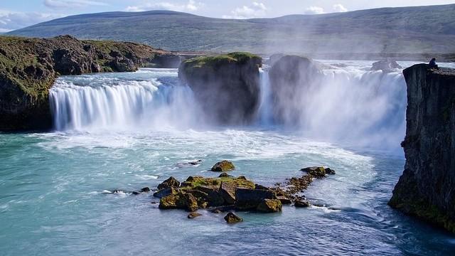 Ebben az országban rengeteg gejzír található és több működő vulkán is van. A tűz és jég országaként is szokták emlegetni.