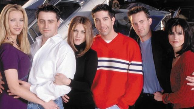 Jennifer Aniston, ezt a karaktert alakította a Jóbarátok című sorozatban.