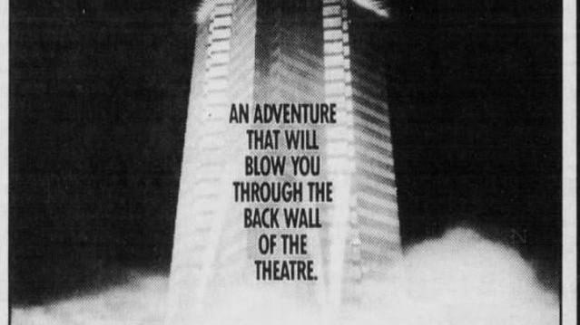 A stúdió készített egy olyan plakátot is, amelyen csak az épület látható. Ez volt az első hivatalos változat Csak miután a film kasszasikernek bizonyult, visszatették Bruce Willis arcát a plakátra.