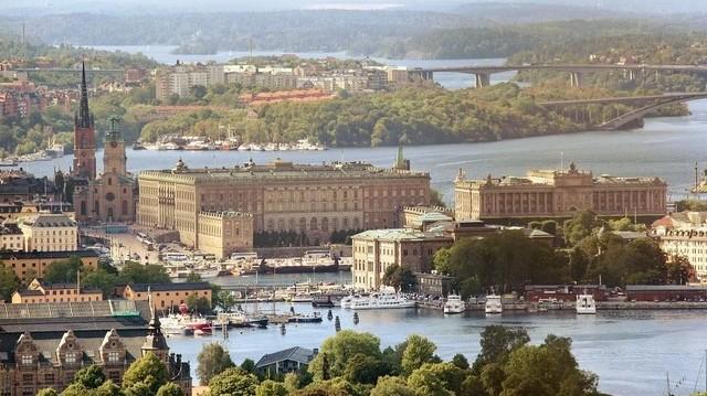 Mi Svédország fővárosa?