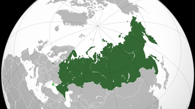 Oroszország melyik szárazföldi határszakasza a legrövidebb?