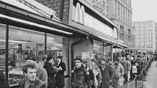 Melyik volt az első amerikai termék, ami hivatalosan kapható volt a Szovjetunióban?