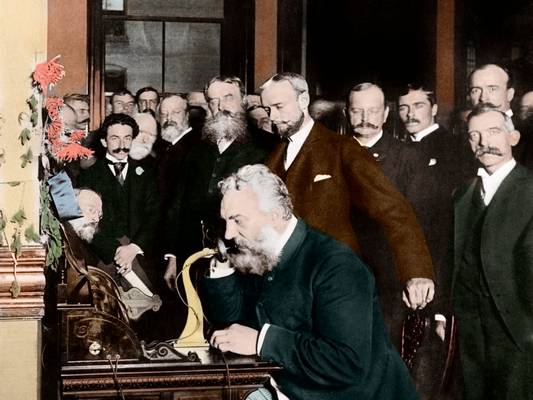 Mit talált fel Alexander Graham Bell?