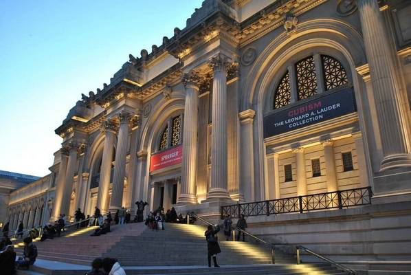 Melyik országban található a Metropolitan Művészeti Műzeum?