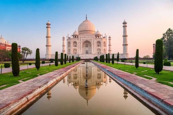 Melyik országban található a Tádzs Mahal?