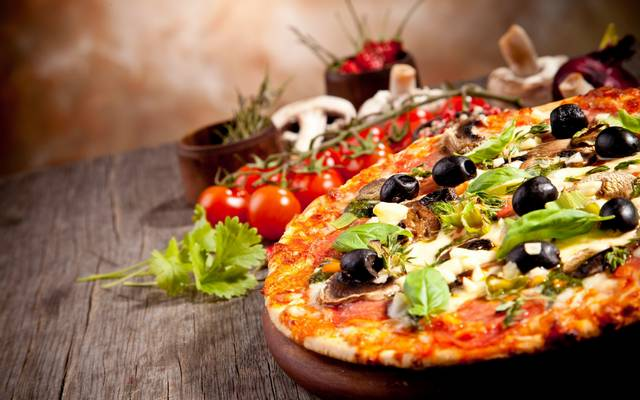 Melyik olasz város a pizza hazája?