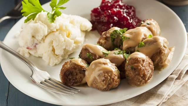 Melyik északi ország étele a húsgolyó, az az a köttbullar?