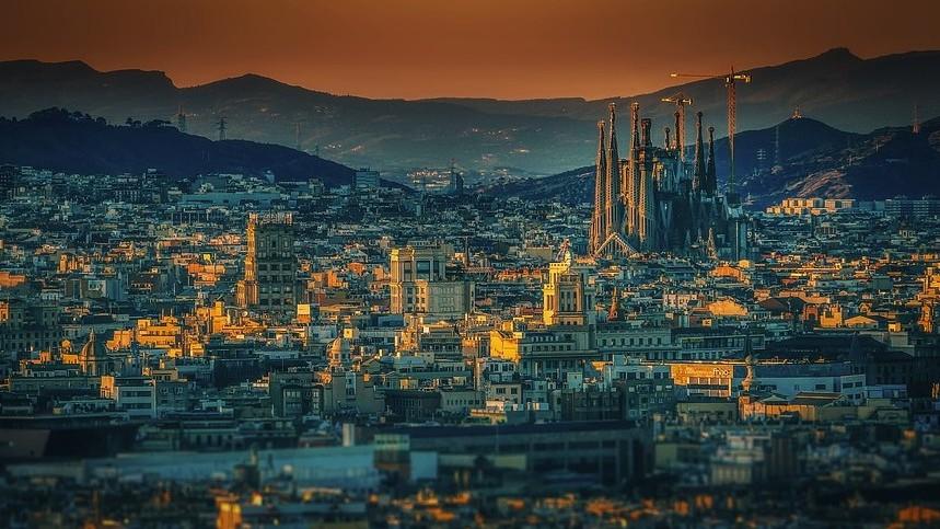Melyik városban található a Sagrada Familia?