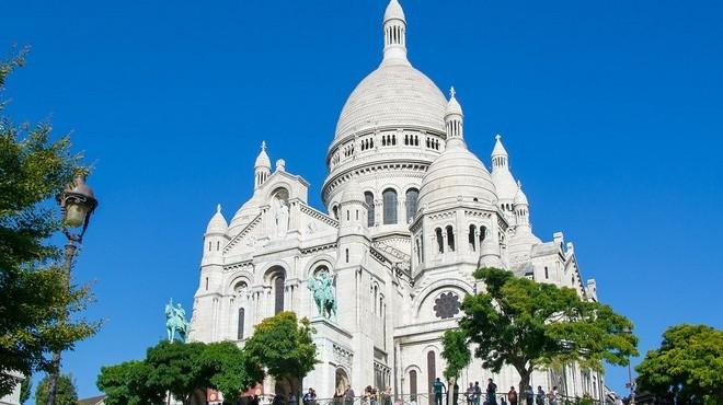 Melyik városban található a Sacré-Coeur bazilika?