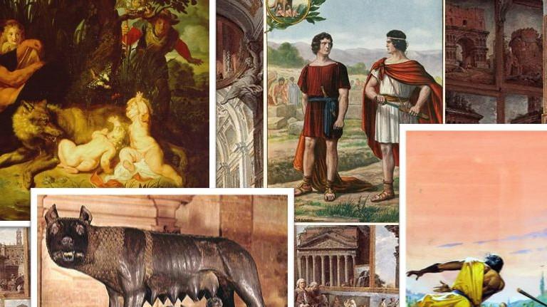 Róma alapítása