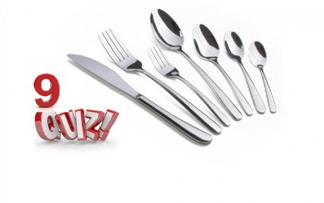 Gourmet Quiz 9
