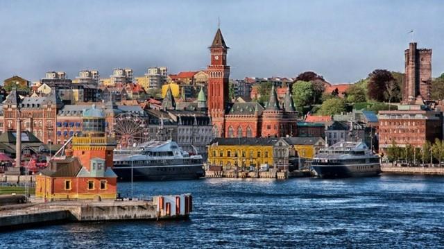 Melyik országban található Koppenhága?