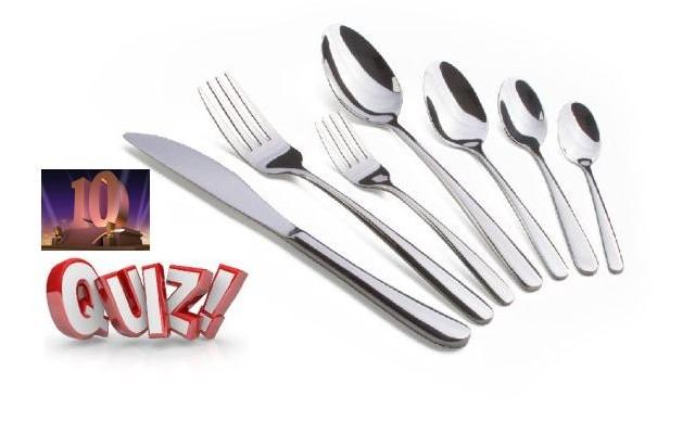 Gourmet Quiz 10.