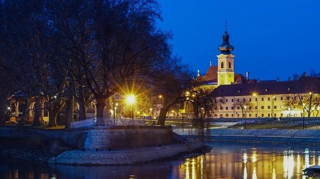 Melyik magyar város ókori neve Arrabona?