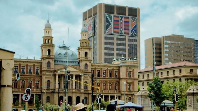 Melyik ország fővárosa Pretoria?