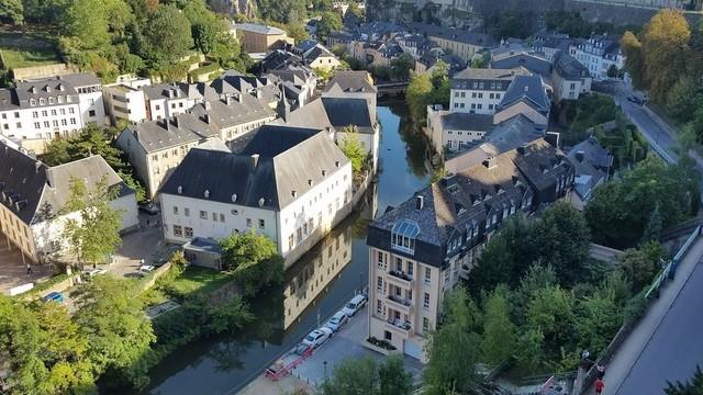 Mi a fővárosa Luxemburgnak?
