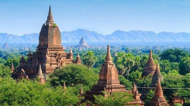 1989-ig Burma-ként ismerhettük ezt az országot. Melyiket?