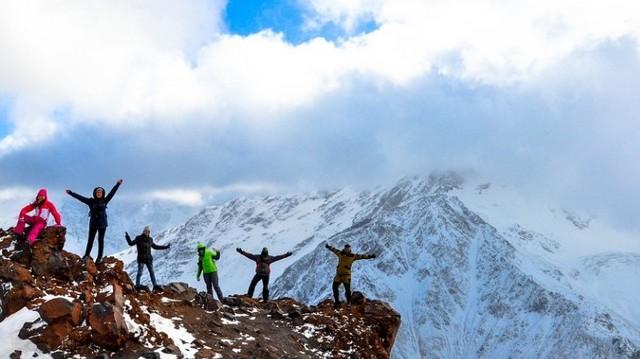 Hol található az Elbrusz?